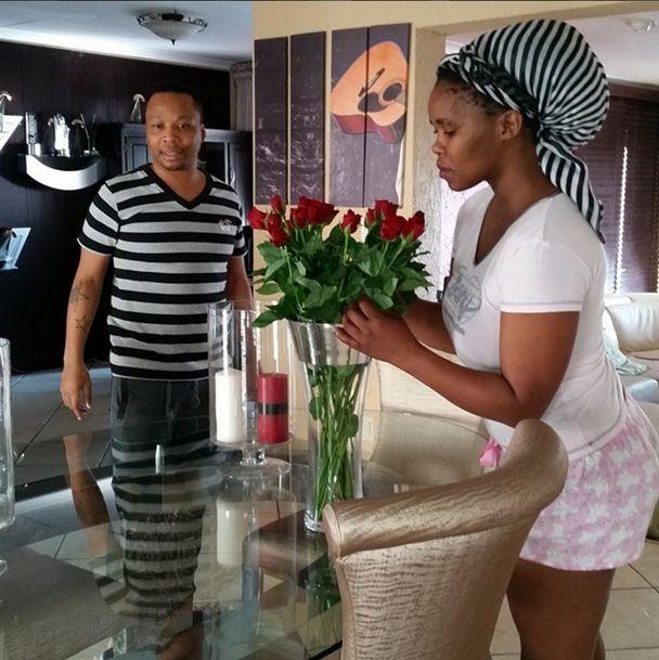 Who is amaza ntshanga dating