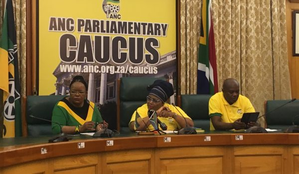 ANC Caucus Gauteng Legislature congratulates matric class of 2020