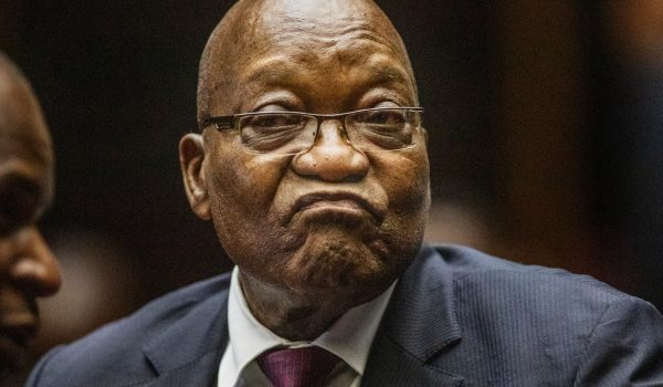 State capture commission wants Zuma jailed