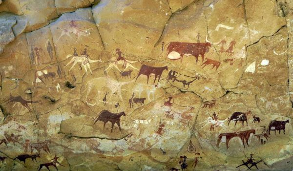 Police arrest suspected trader in prehistoric art