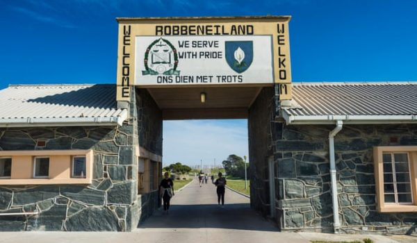 Robben Island marks 30th anniversary since last political prisoners were released