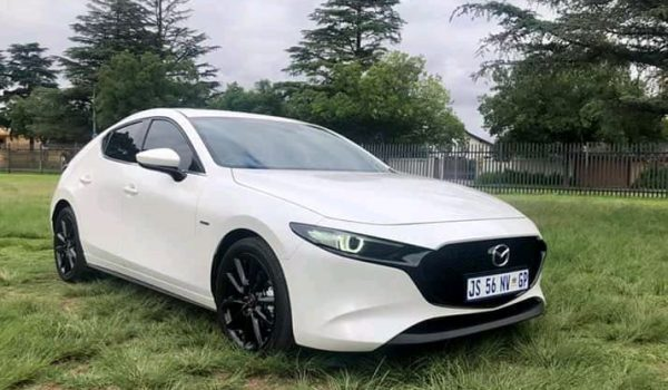 Mazda 3 100th Anniversary Edition review