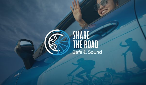 Ford has now made the Share The Road: Safe and Sound app experience available to everybody