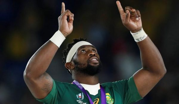 Kolisi to lead Boks on Saturday after recovering from COVID-19