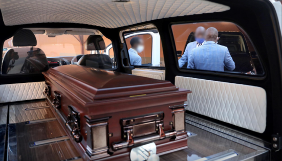 Undertakers dealing with backlog of funerals caused by unrest, looting