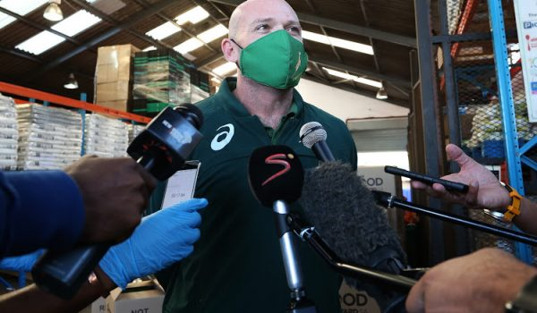 Barely disguised Springbok team to run out for SA A against the British & Irish Lions