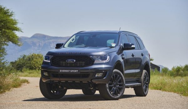 Ford Everest sport Review